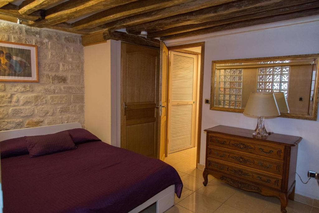 Saint germain des pr s apartment parijs viamichelin for Hotels 75006