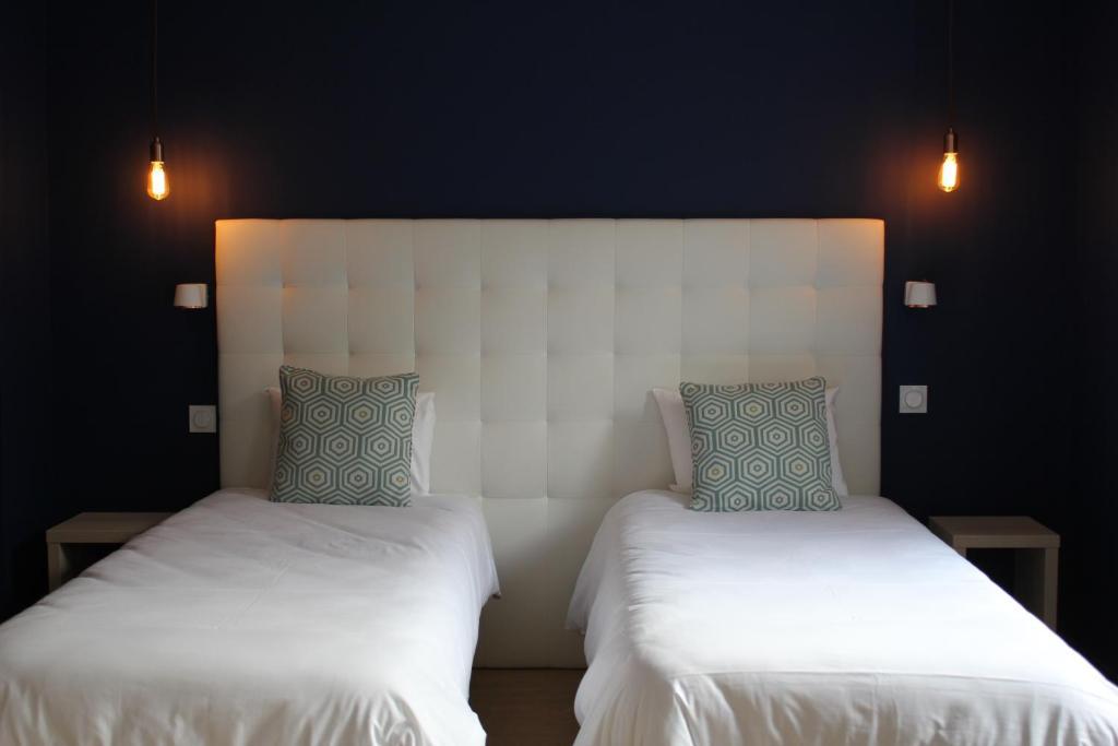 h tel la fontaine caen centre r servation gratuite sur viamichelin. Black Bedroom Furniture Sets. Home Design Ideas