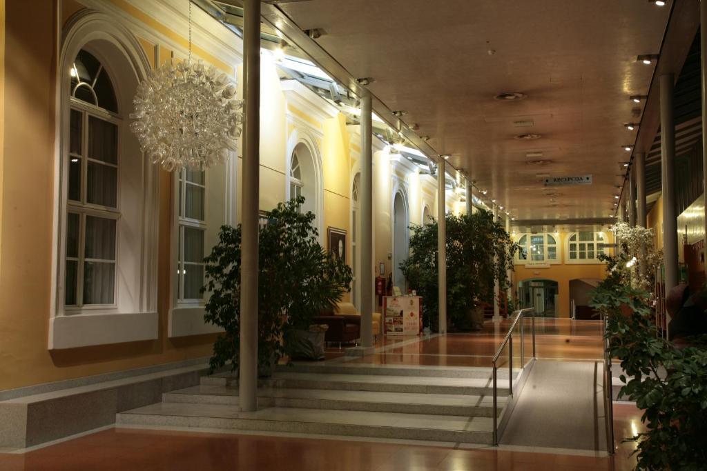 Grand Hotel Rogaska Recensioni