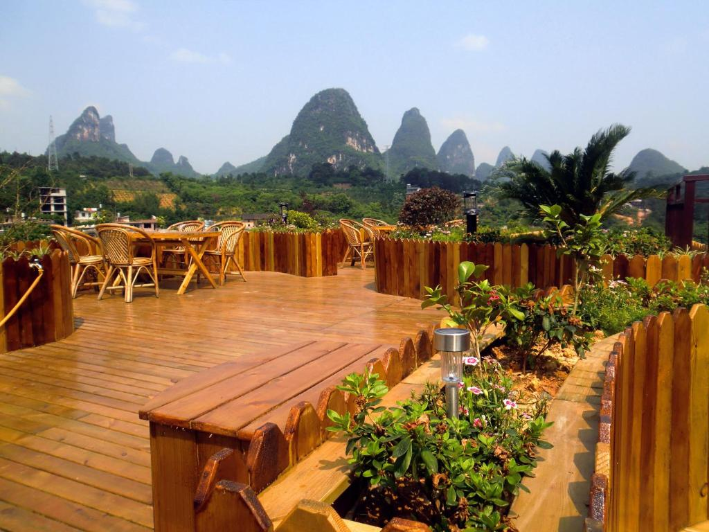 Facilities of Yangshuo Village Retreat