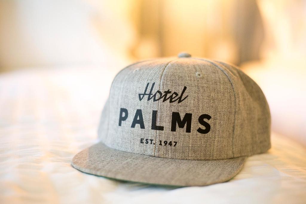 The Hotel Palms
