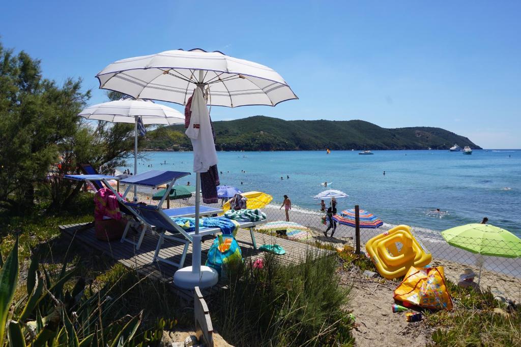 Appartamento Il giardino di sabbia (Italia Lacona) - Booking.com