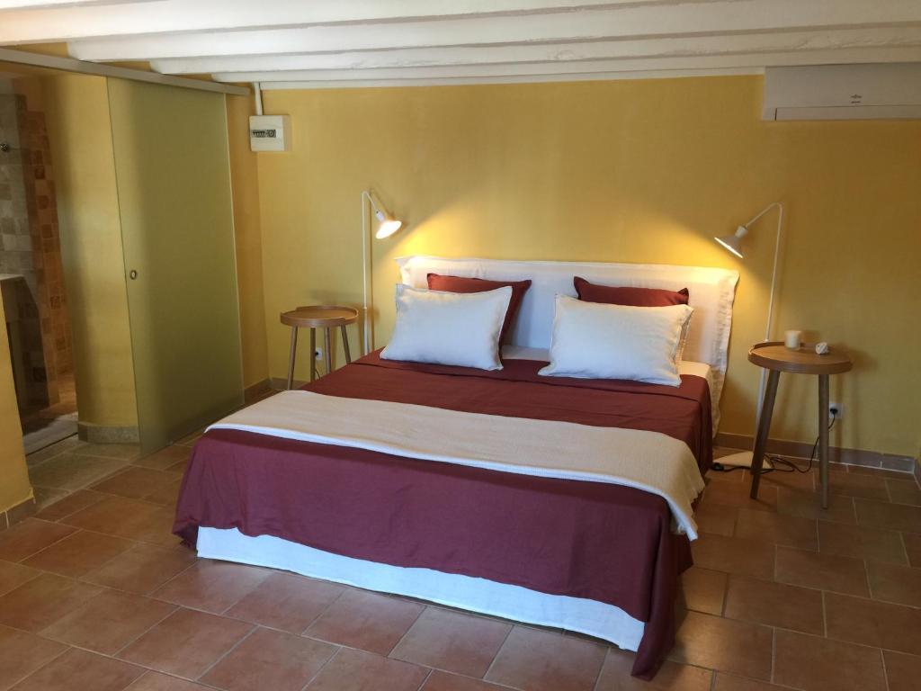 Chambres d 39 h tes mas li doumenge chambres d 39 h tes orange for Chambre dhotes orange vaucluse