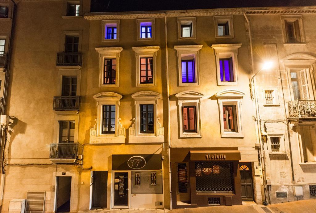 La maison gustave narbonne viamichelin informatie en - Inter hotel narbonne ...