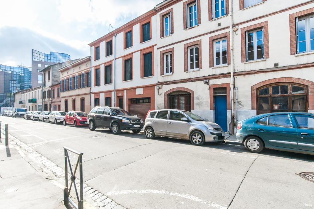 Appartement Toulouse Compans Caffarelli