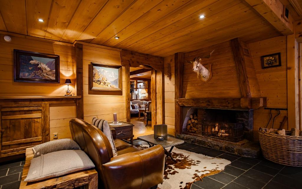 l hermitage hotels chalets de tradition chamonix mont blanc book your hotel with viamichelin