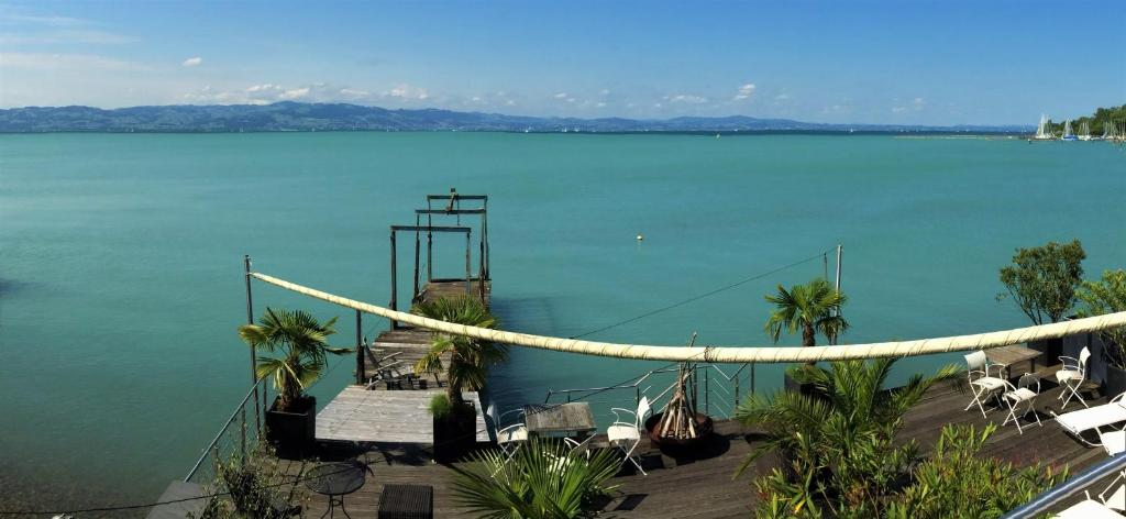 Pension am bodensee lindau book your hotel with for Designhotel am bodensee
