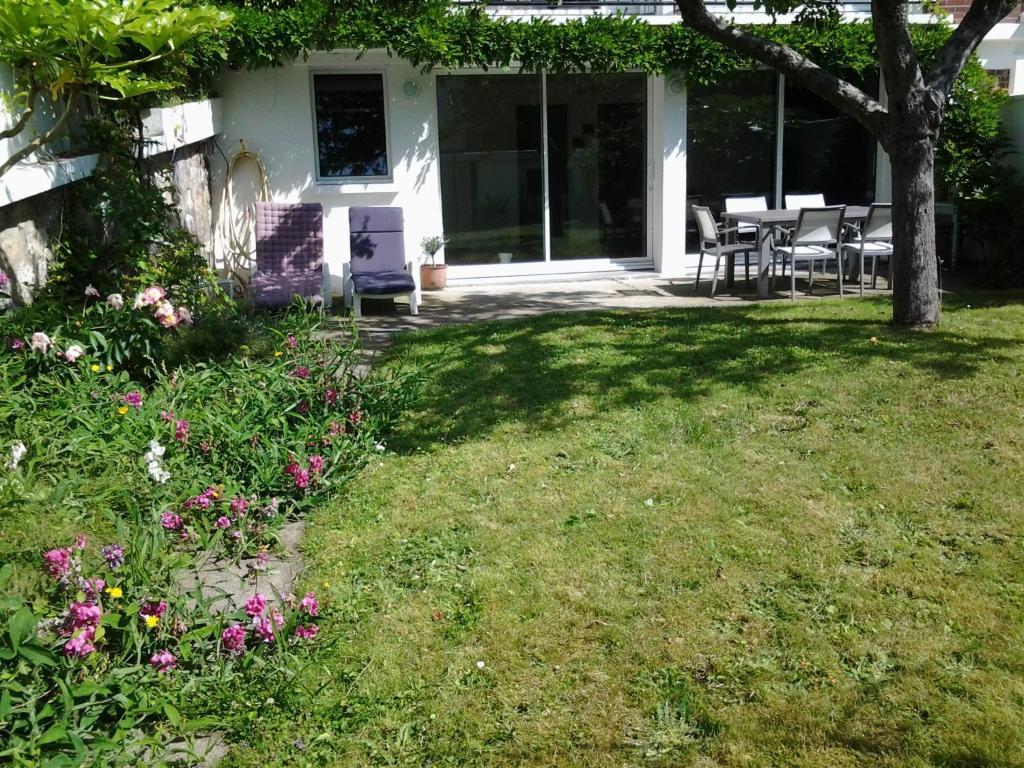 Les jardins de l 39 h tel de ville chambres d 39 h tes le havre - Chambre d hote le havre ...