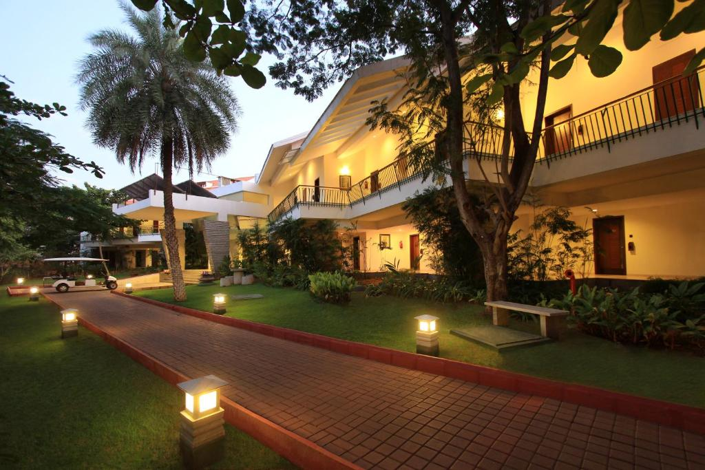 Silent Shores Resort Spa Mysore Book Your Hotel With Viamichelin