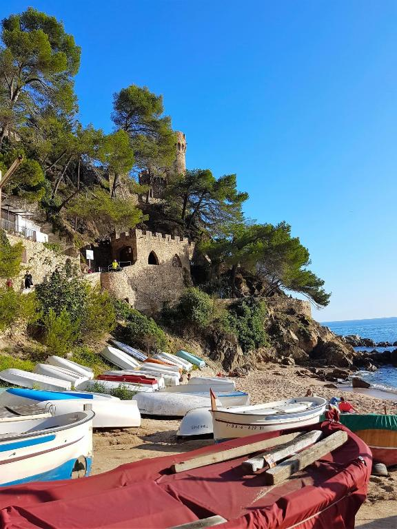 Carmela beach city apartment lloret de mar - Lloret del mar meteo ...