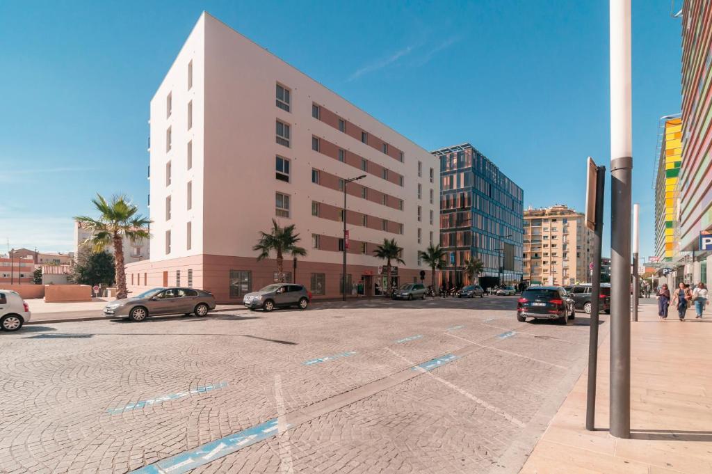 Appart 39 city perpignan appart 39 hotels perpignan for Appart hotel perpignan