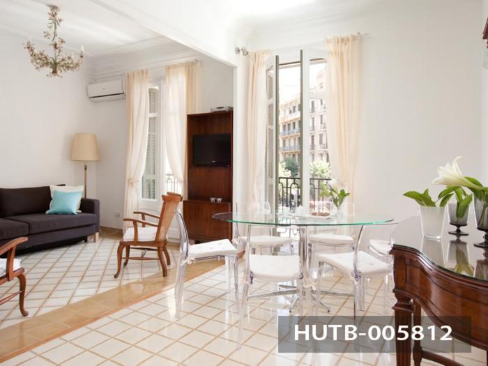 Apartamentos eixample ii casas de vacaciones barcelona - Apartamentos vacaciones barcelona ...