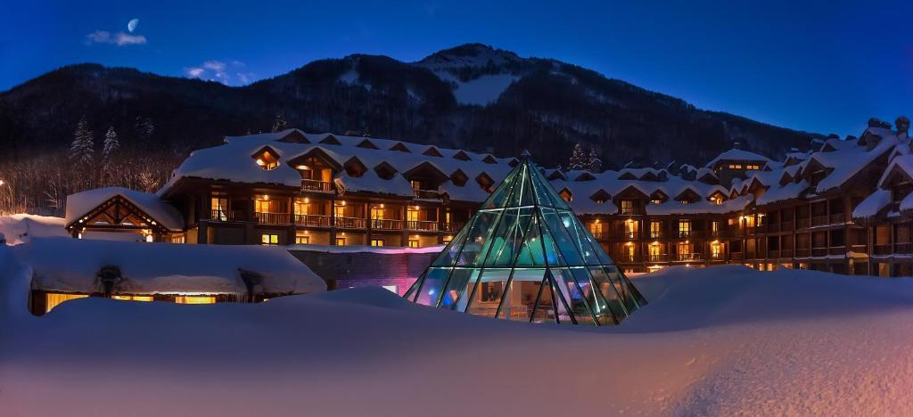 Hotel Val Di Luce Spa