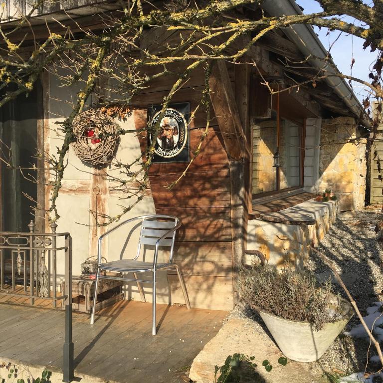 Ofenhaus locations de vacances murten for Le jardin morat