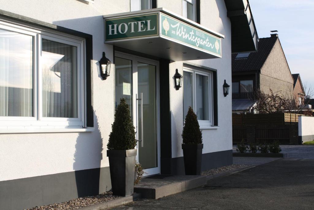 Wintergarten Essen hotel am wintergarten bocholt book your hotel with viamichelin