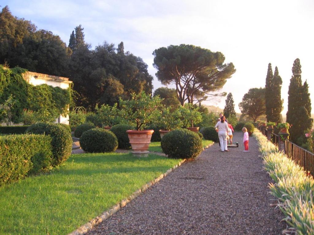 Hotel Villa Rucellai Prato