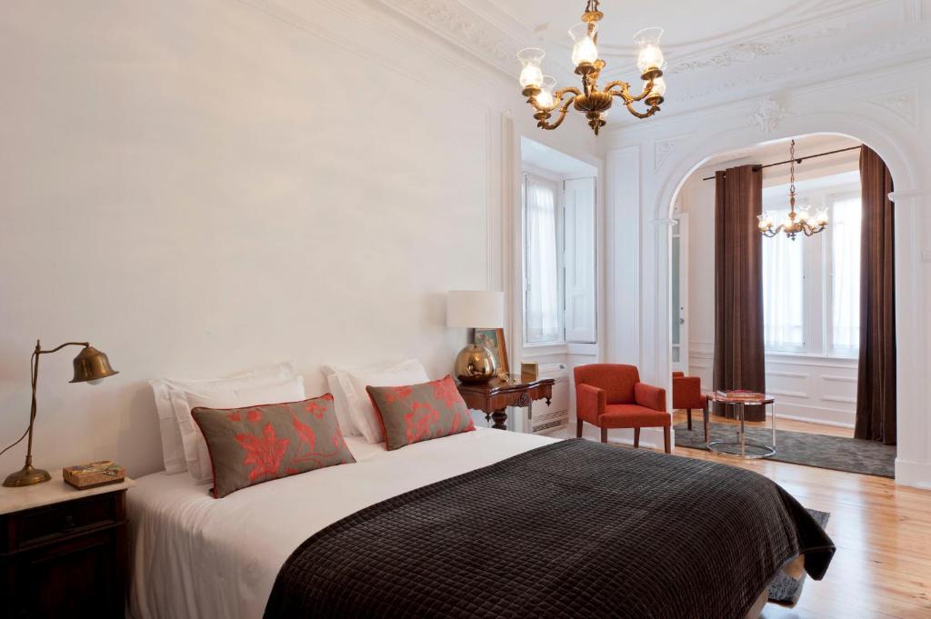 chambres d 39 h tes casa balthazar chambres d 39 h tes lisbonne. Black Bedroom Furniture Sets. Home Design Ideas