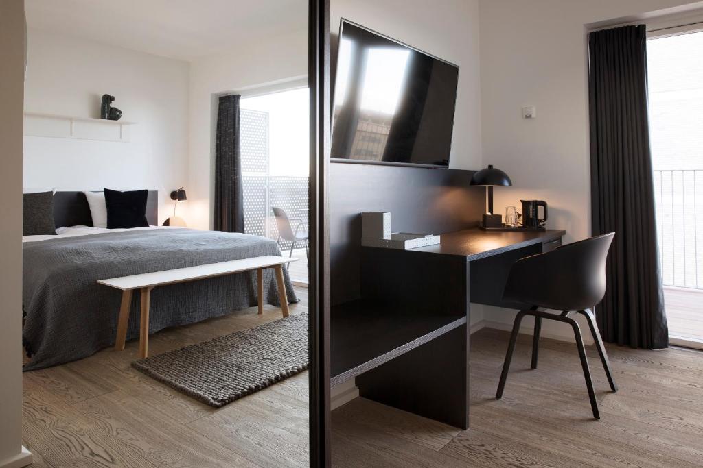 cph studio hotel kopenhagen informationen und buchungen online viamichelin. Black Bedroom Furniture Sets. Home Design Ideas