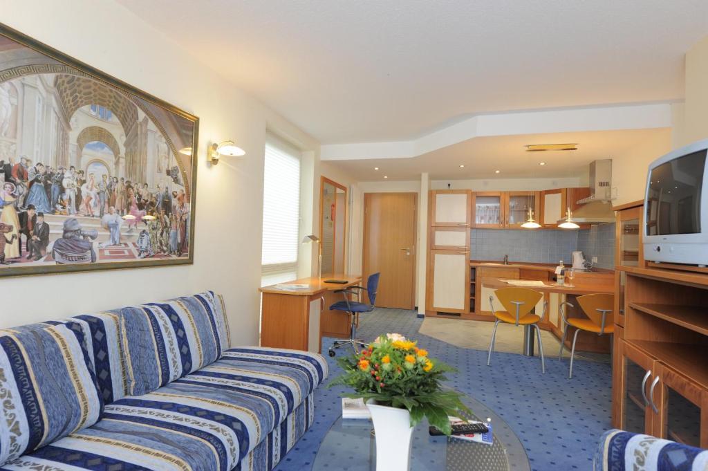 Appart hotel heldt r servation gratuite sur viamichelin for Reservation appart hotel