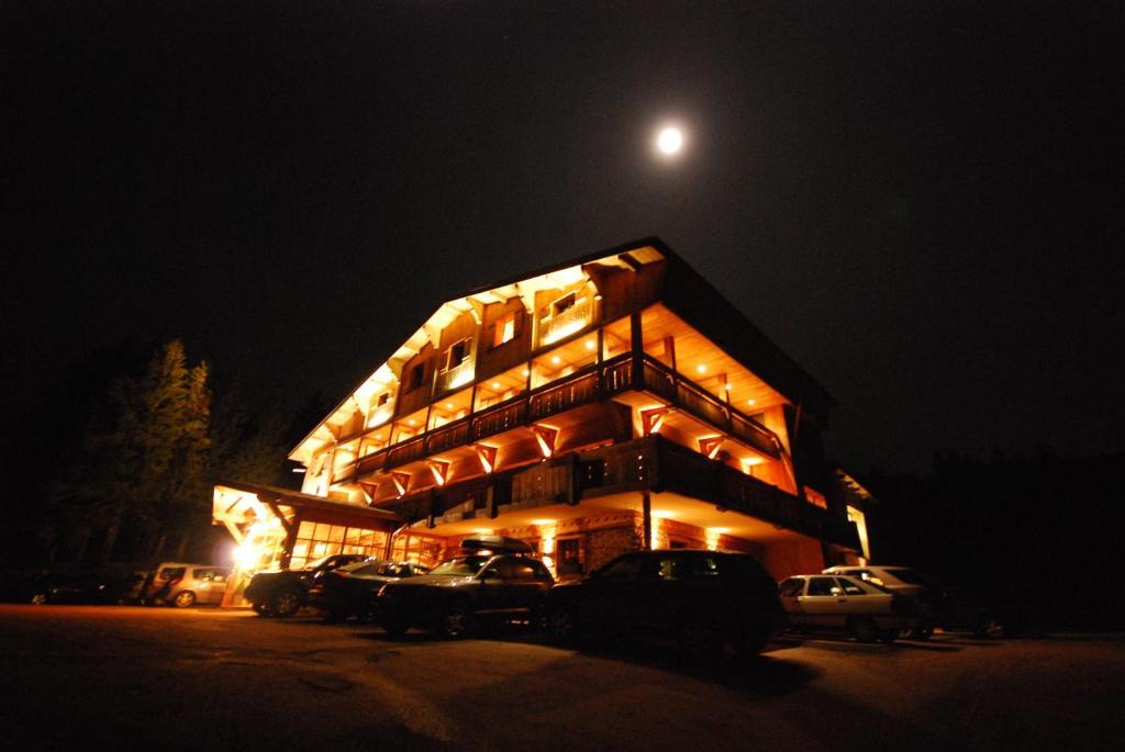 Chalet hotel le collet munster informationen und for Hotels xonrupt longemer