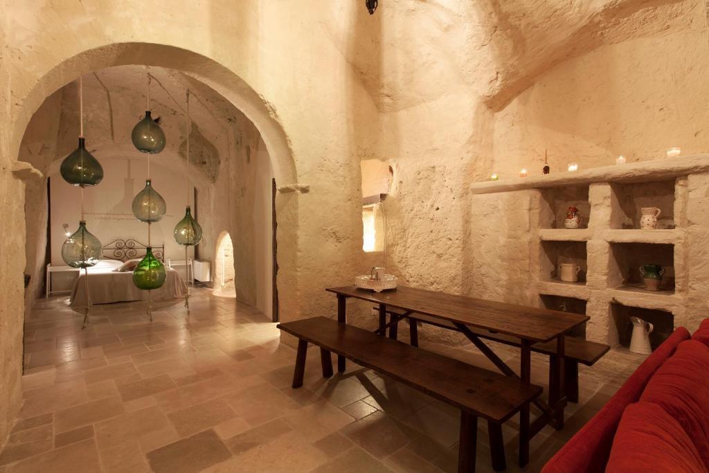 Casa diva matera prenotazione on line viamichelin for Casa diva