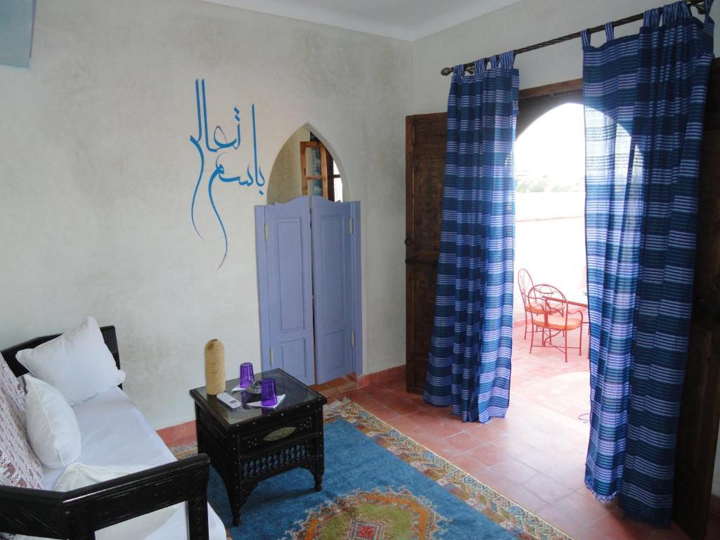 Ryad noura chambres d 39 h tes marrakech for Chambre d hotes marrakech