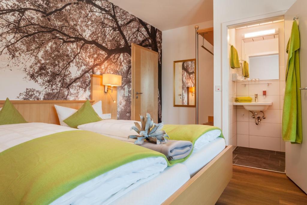 Hotel Waldhorn - Kempten- reserva tu hotel con ViaMichelin