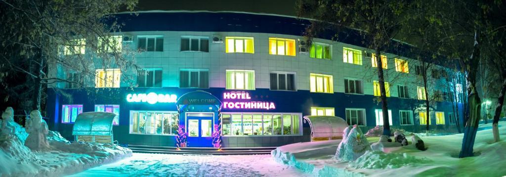Отель Аэропорт