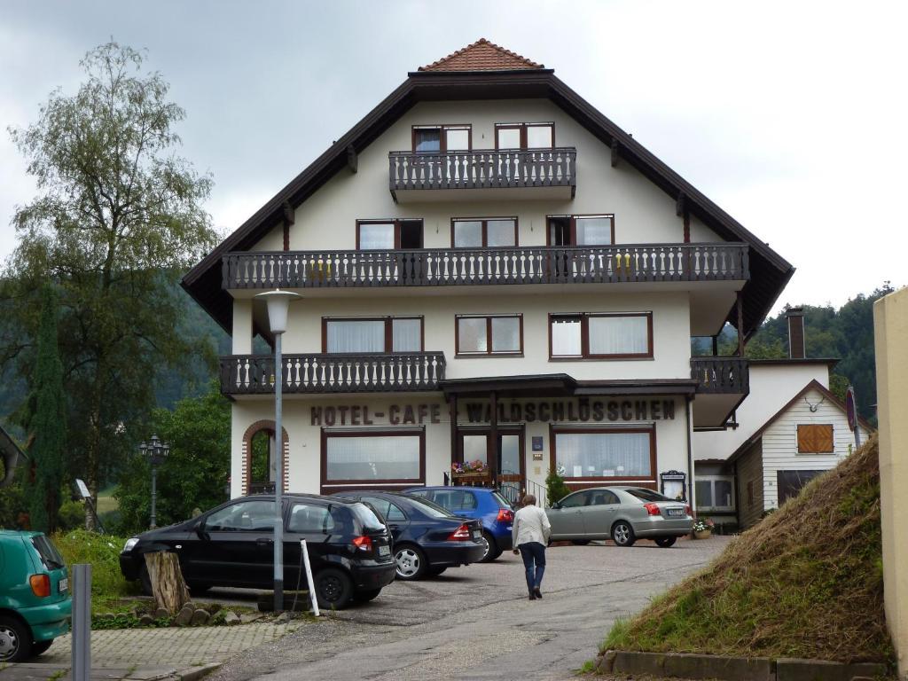 Bad Herrenalb Hotel Waldschlosschen