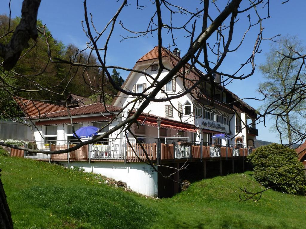 Hotel Waldschlosschen Bad Herrenalb