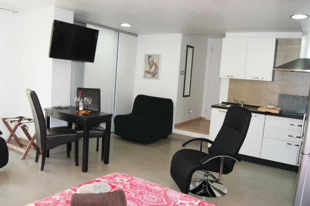 appartement studio d 39 h tes villa castelnau locations de vacances castelnau le lez. Black Bedroom Furniture Sets. Home Design Ideas