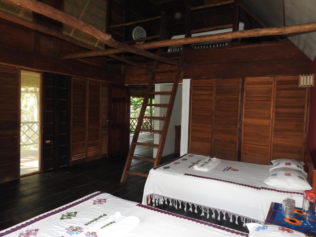 Las Guacamayas Lodge Resort, Selva Lacandona, Chiapas México