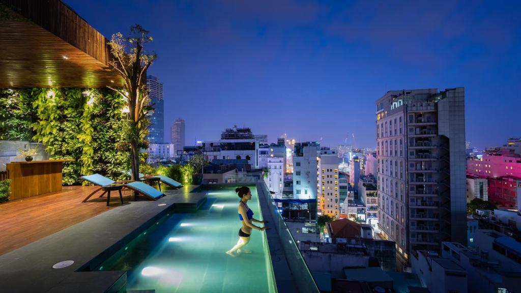 Silverland Yen Hotel Ho Chi Minh City