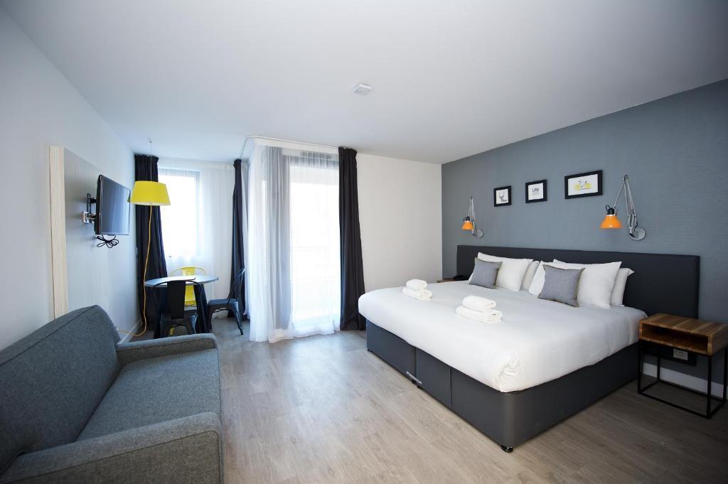Staycity aparthotels centre vieux port marseilles book - New hotel vieux port marseille booking com ...