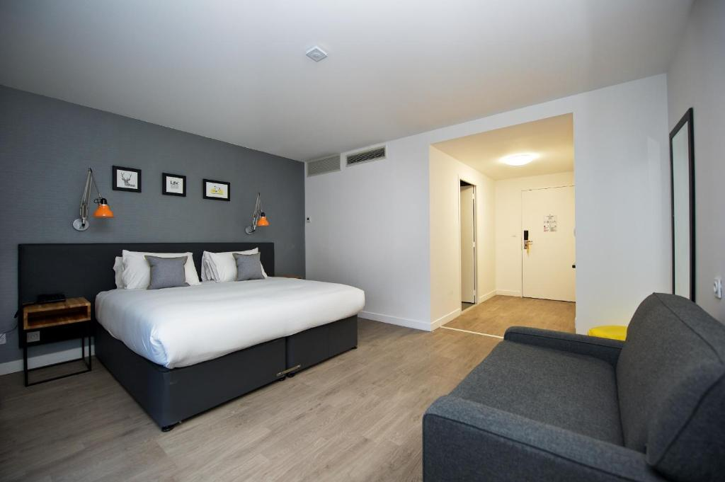 Staycity Aparthotels Centre Vieux Port Marseille