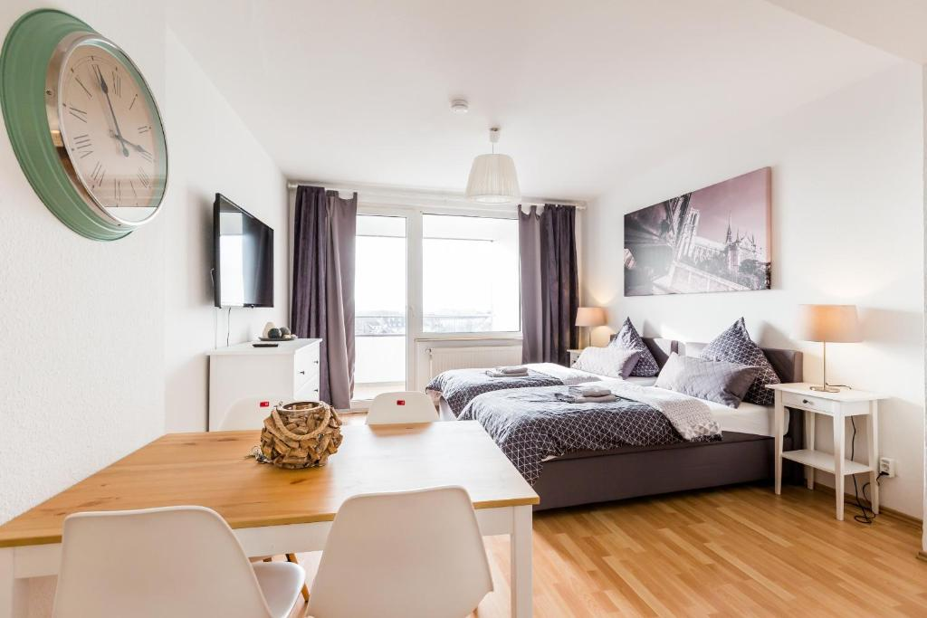 Apartments apart2stay apartments d sseldorf for Appart hotel dusseldorf