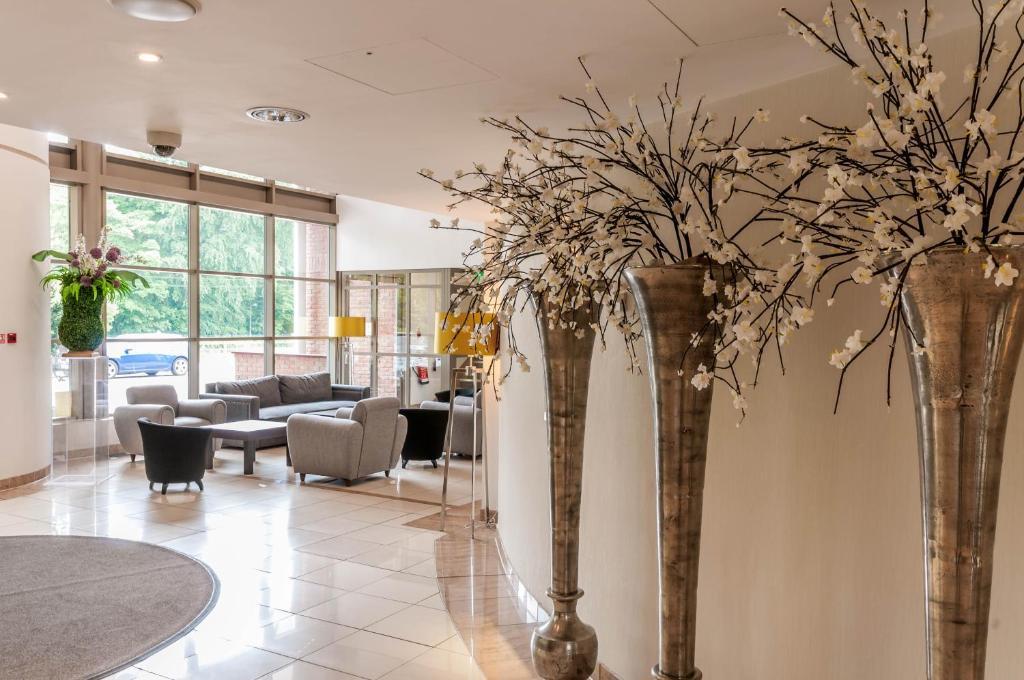 Wrightington Hotel Vitality Spa
