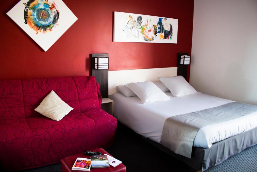 Inter hotel carcassonne pont rouge r servation - Inter hotel narbonne ...