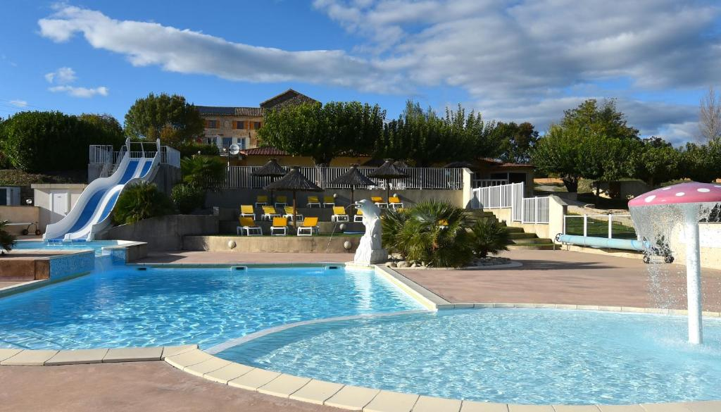 Ardeche gites objectif evasion r servation gratuite for Camping sud france avec piscine