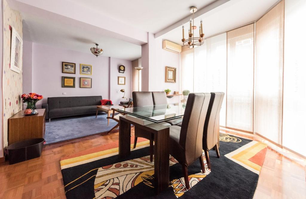 Wohnung In Madrid apartamento de marcenado wohnung madrid