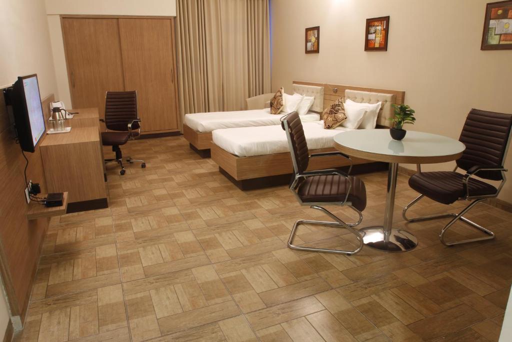 Hotel genista inn ranchi reserva tu hotel con viamichelin for Bano jharkhand