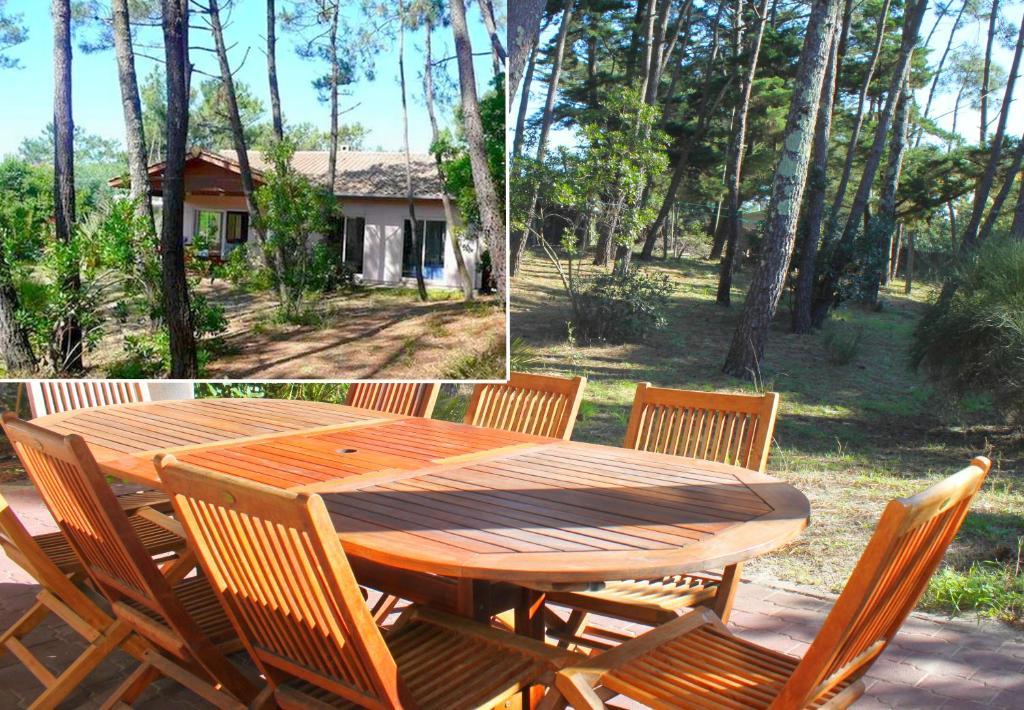 villa du ferret locations de vacances cap ferret. Black Bedroom Furniture Sets. Home Design Ideas