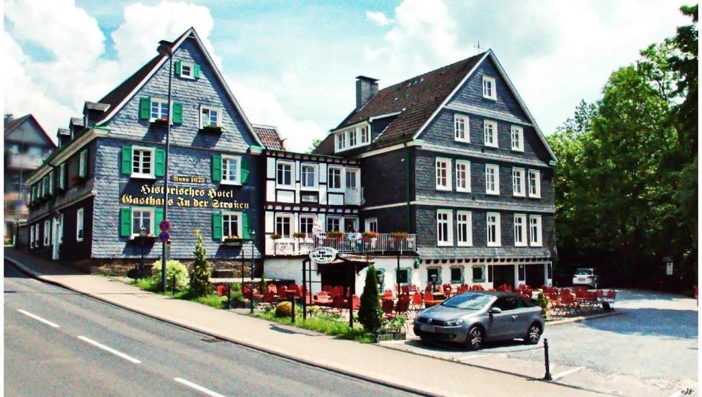 Hotel in der strassen casas rurales solingen for Hotel in solingen