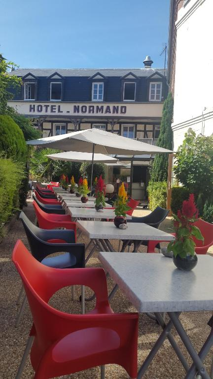 Hotel normand yport r servation gratuite sur viamichelin for Hotels yport