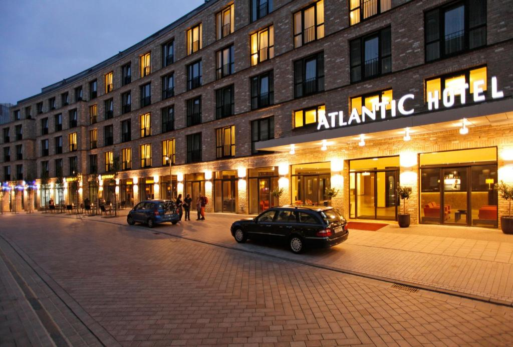 atlantic hotel l beck l beck book your hotel with viamichelin. Black Bedroom Furniture Sets. Home Design Ideas