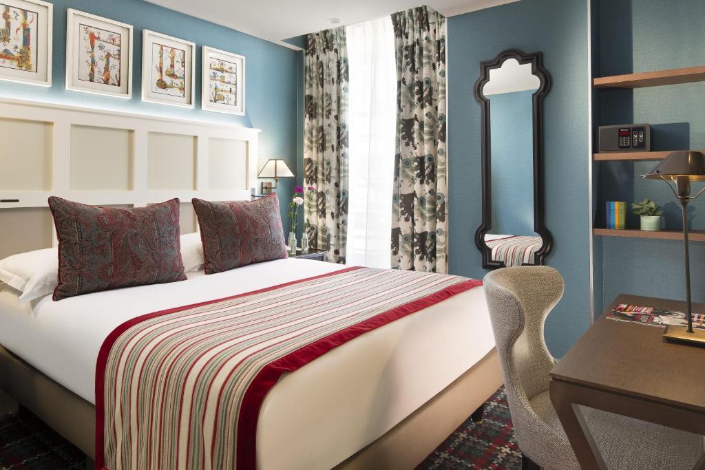 les tournelles paris book your hotel with viamichelin. Black Bedroom Furniture Sets. Home Design Ideas