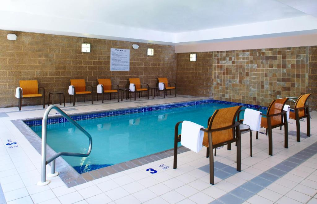 Courtyard By Marriott Buffalo Amherst University Williamsville Book Your Hotel With Viamichelin