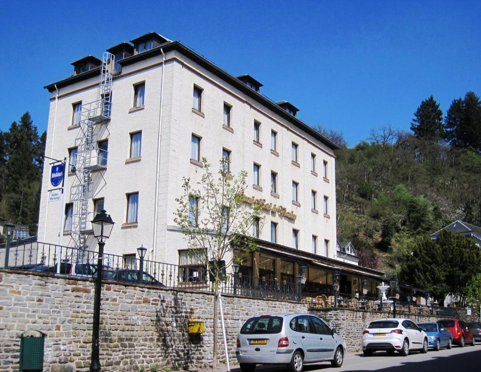 Grand Hotel De Vianden Luxembourg