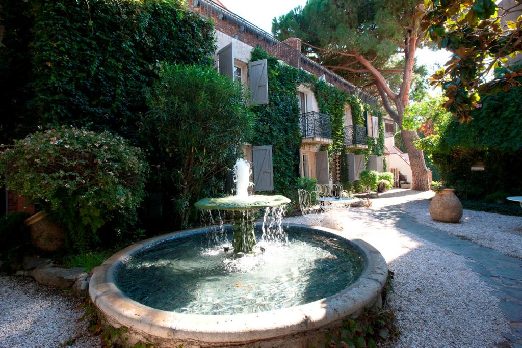 Relais du silence casa pa ral collioure online booking viamichelin - Casa pairal collioure ...