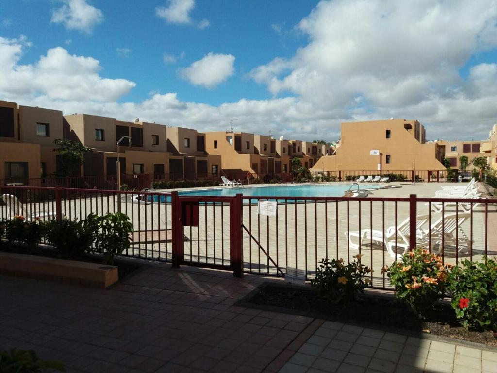 Bahia sol apartamento caleta de fuste for Apartamentos hovima jardin caleta